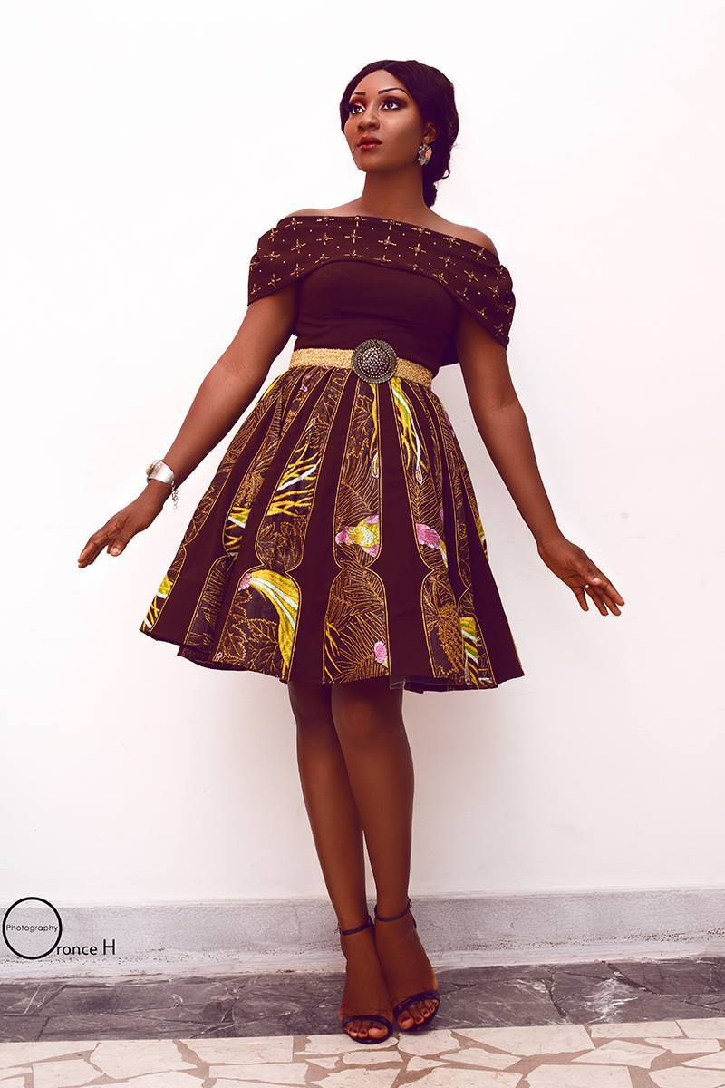 Designer Grace Wallace Releases The Diaspora Collection For Togolese Abroad