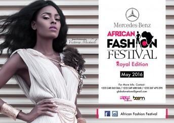 Ghana: Mercedes Benz African Fashion Festival 2016 @ World Trade Centre | Accra | Greater Accra | Ghana