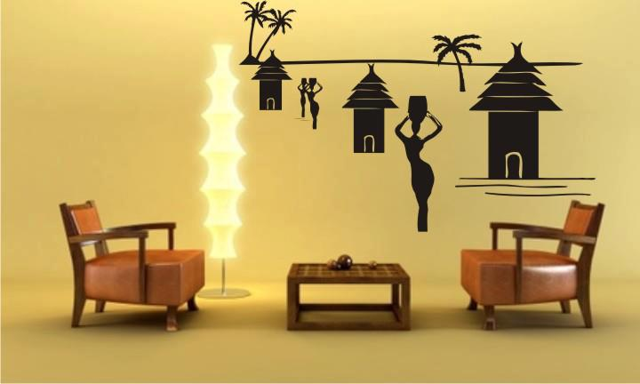 amazing images of african and print inspired home deco that will make you reconsider your. Black Bedroom Furniture Sets. Home Design Ideas