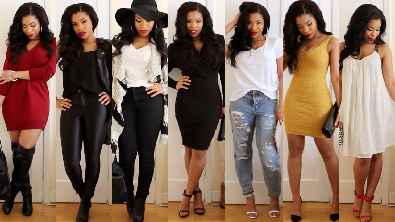 9 date outfits by shirley b eniang valentines day
