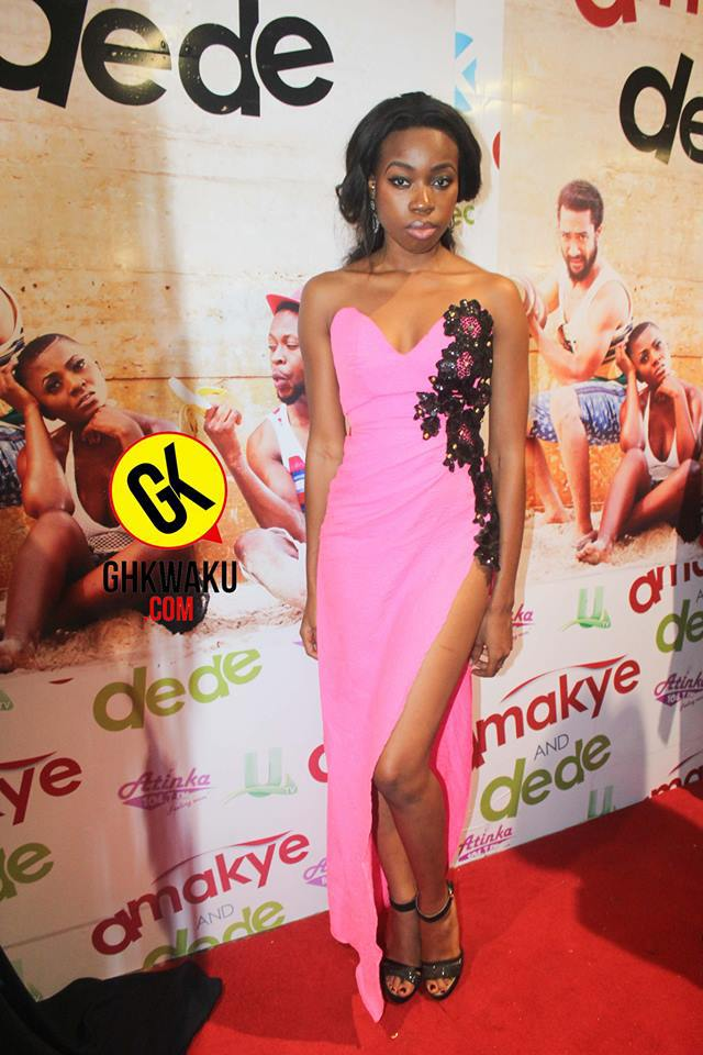 Stephanie Karikari(Miss Ghana 2010)