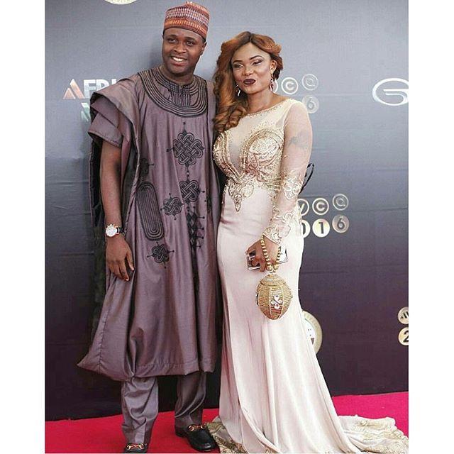 Femi Adebayo & Iyabo Ojo