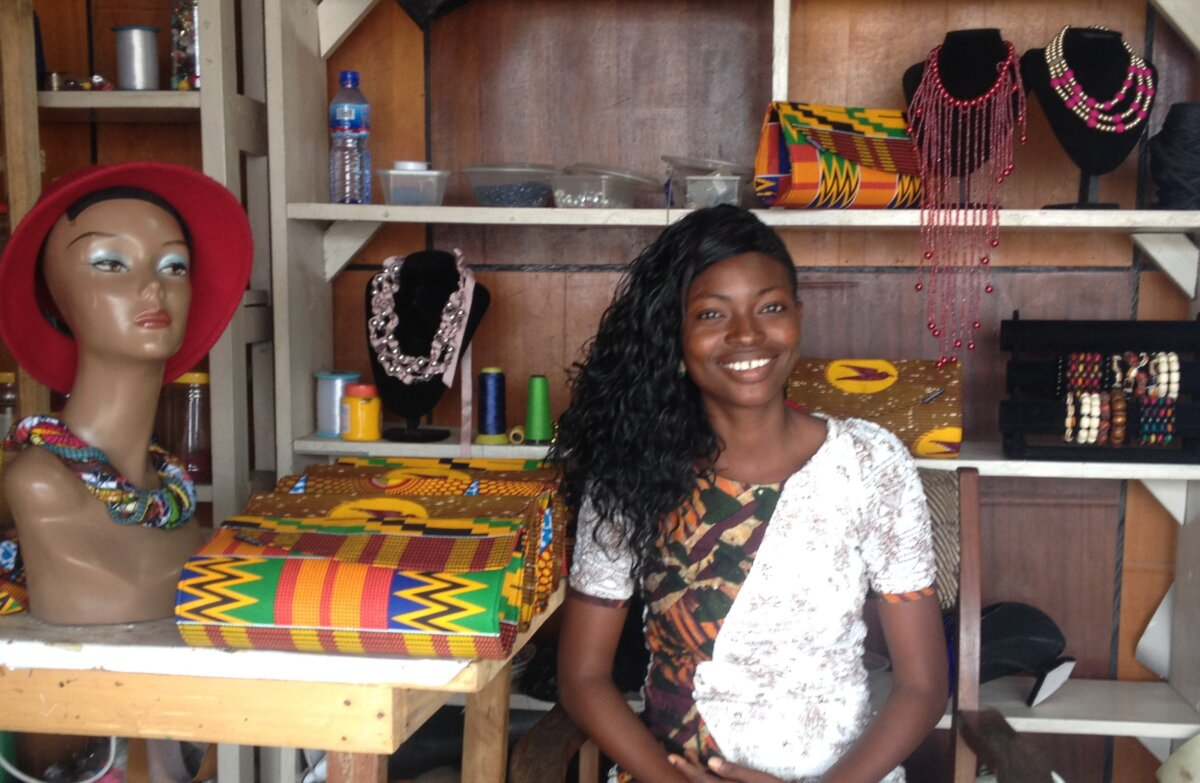 #AFWk 5 Business Tips: Finding & Shaping Your New Designer Brand In Ghana / Accra Fashion Week
