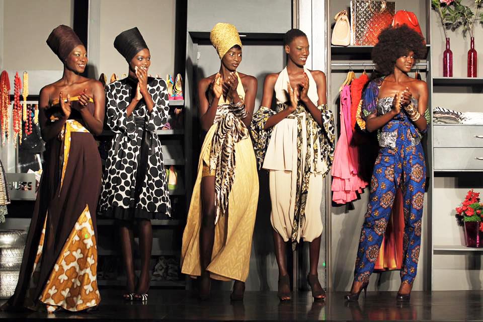 Dakar Fashion Week In Preparation For 2016 A Window Into