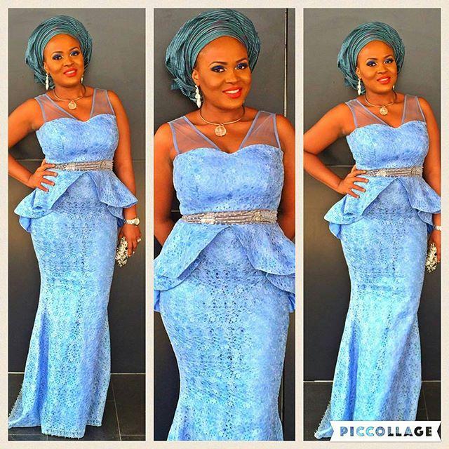 #FashionGHANAStyle: Hot Kaba & Slit African Fashion Styles