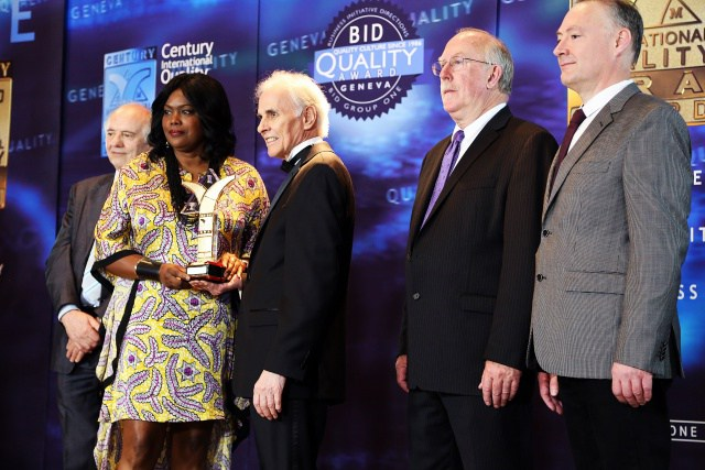 Joyce Ababio College Of Creative Design Wins Century International Quality Era Award Fashionghana Com 100 African Fashion
