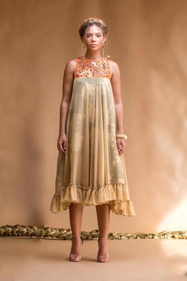 christie braun Frühjahr Sommer 2016 Kollektion fashionghana ghana Mode (12)