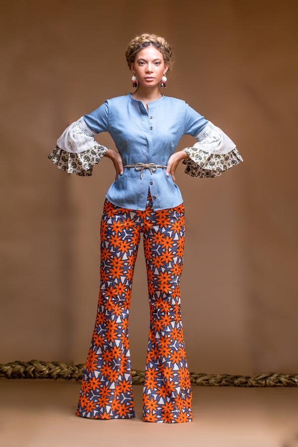 christie braun Frühjahr Sommer 2016 Kollektion fashionghana ghana Mode (2)