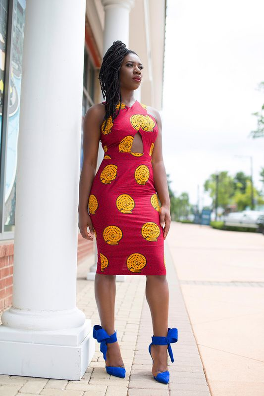 Weekend Inspiration Check Out These African Print Fashion