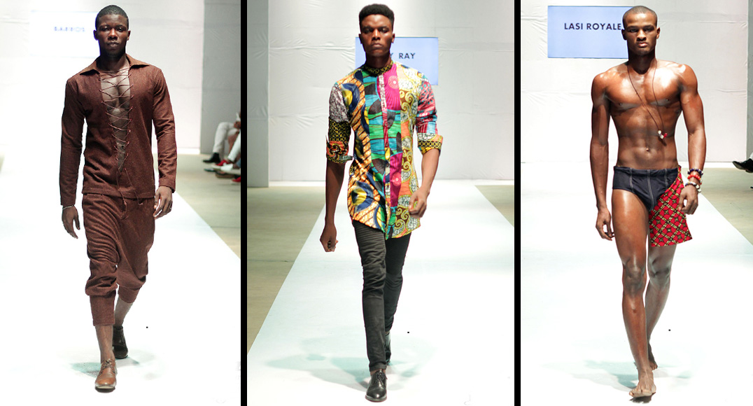 Ghana Nigeria Fashion Men