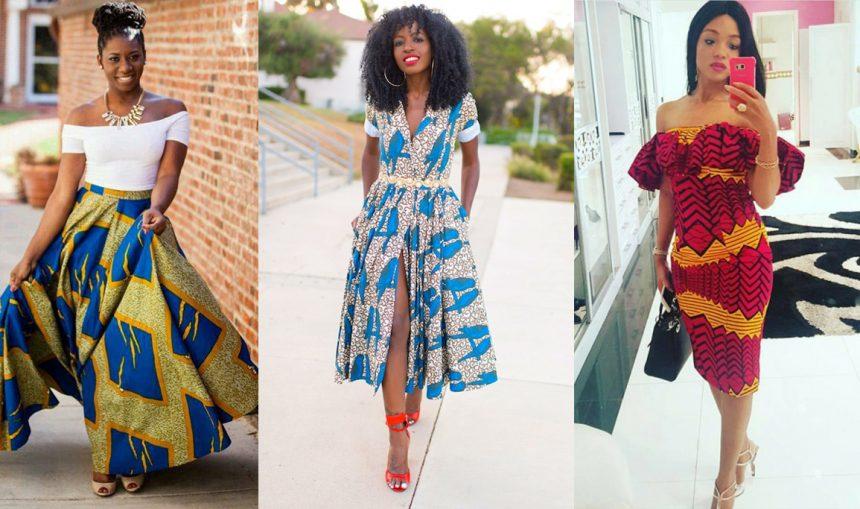 6 Ankara African Print Fashion Styles That Will Work On