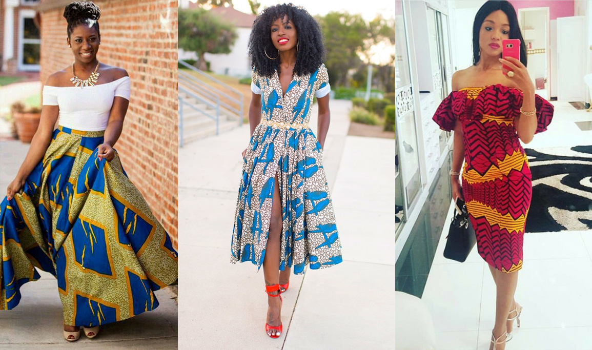 6 Ankara African Print Fashion Styles That Will Work On Any Lady 100