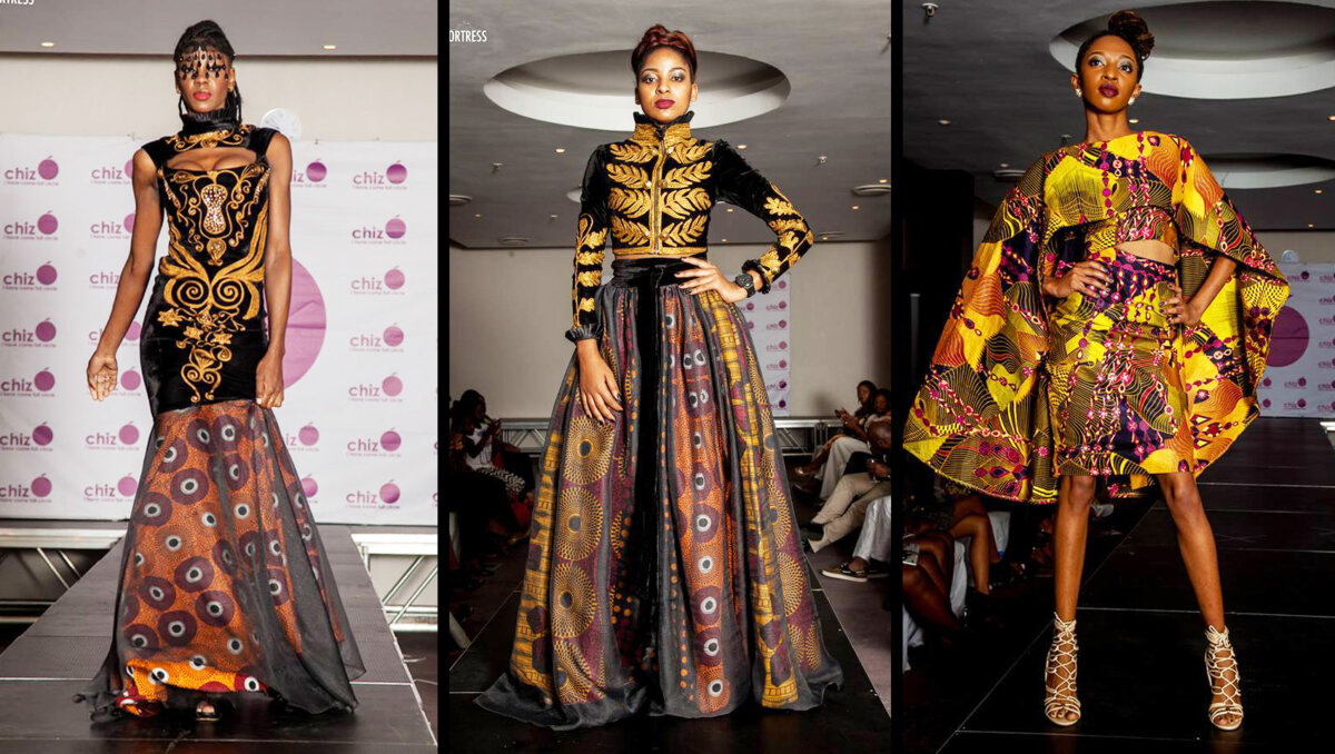 Chisoma Lombe Launches An Amazing Collection Whilst Introducing New Zambian Talent @ ChizÓ Fashion Preview