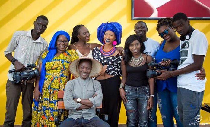 Adama Paris Announces Dates For Dakar Fashion Week See Behind The Scenes Campaign Shoot