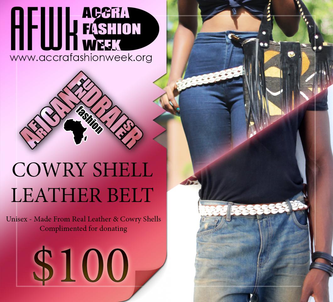 Cowry Shell Belt