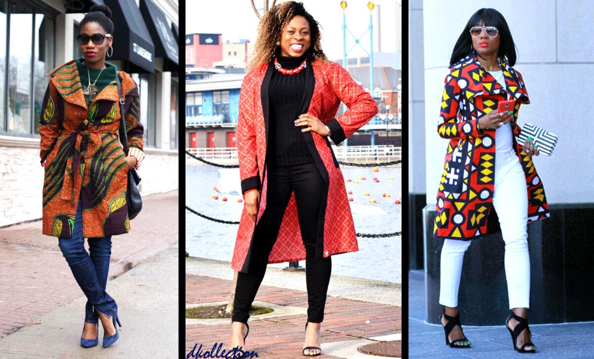 African Print Dress Cape Town
