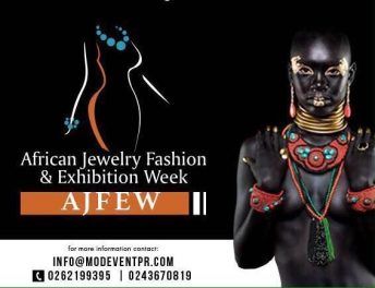 Ghana: African Jewelry Fashion And Exhibition Week 2016 @ MJ Grand Hotel | Accra | Greater Accra | Ghana