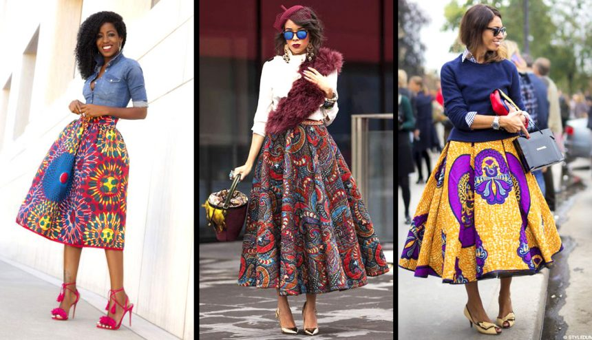 African Fashion Inspiration How To Shirt Amp Skirt With