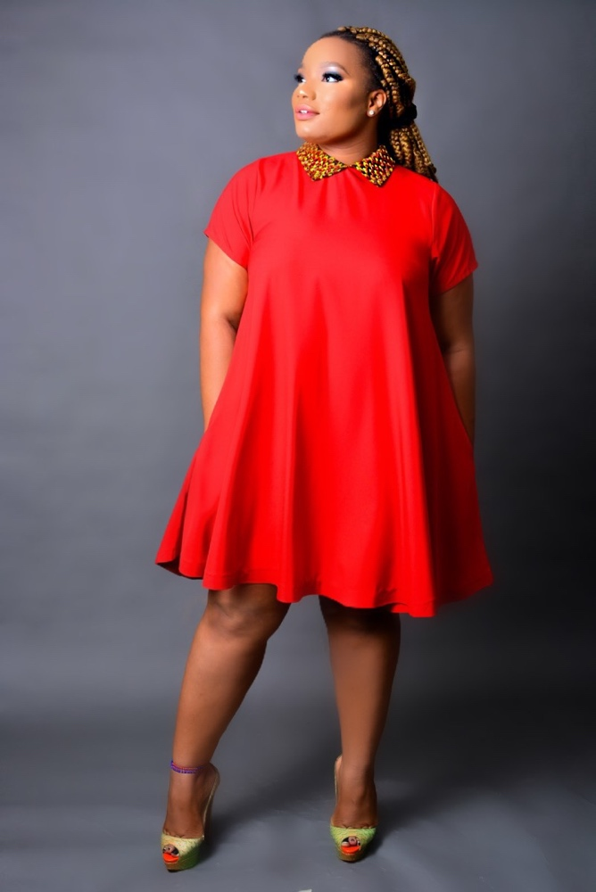couture by makioba collection presents a beautiful chic plus size