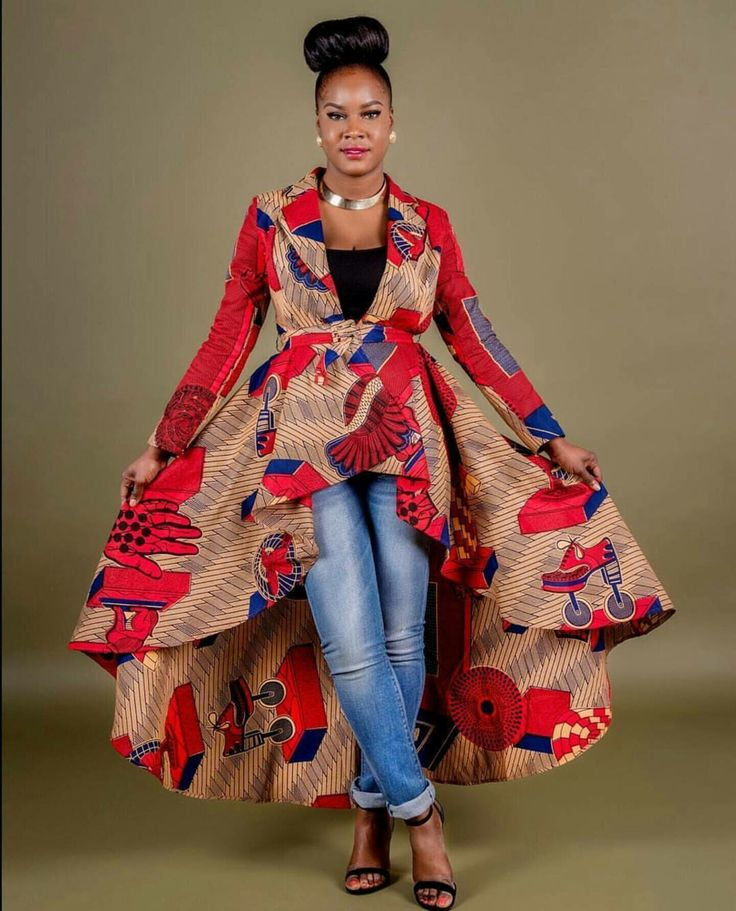 African Print Kimonos Are Setting Trends Let Us Know Your Favourite Styles Inside Glamdora