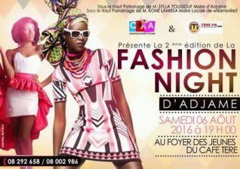 Cote d'Ivoire: Fashion Night - 2nd Edition @ AU Foyer De Jeunes | Abidjan | Lagunes | Côte d'Ivoire