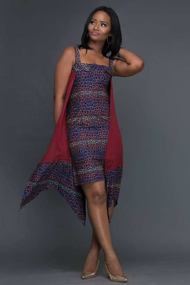 New Ghanaian Fashion Label Klor Tsoo Okai Present Their