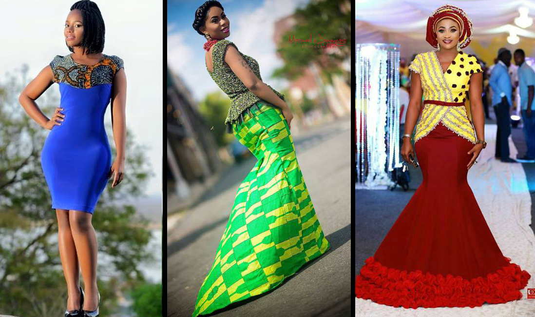 African fashion styles for ladies to rock to their friends for African dress styles for weddings