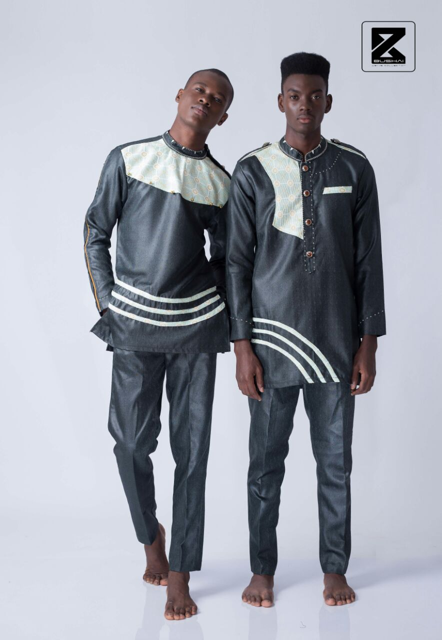 Bushai Weave Collections Presents Their Latest Menswear