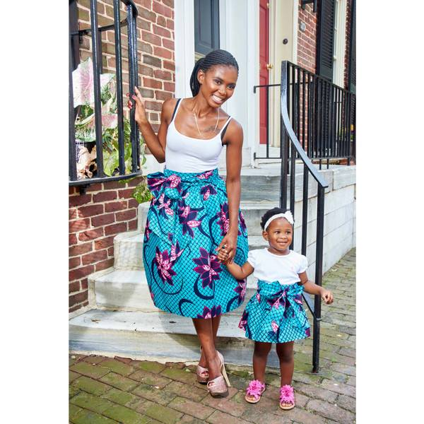 mother and daught african fashion pics (10)