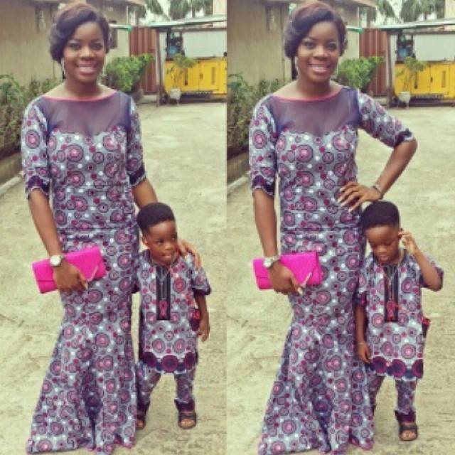 mother and daught african fashion pics (11)