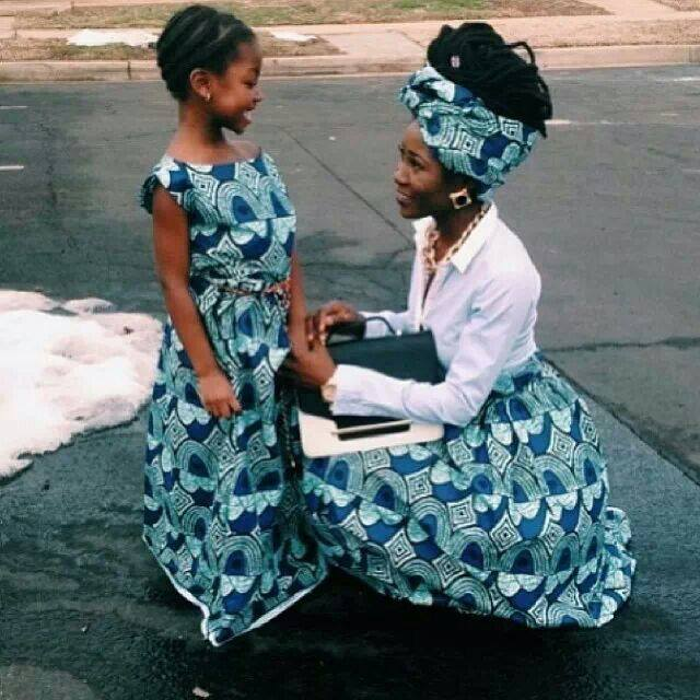 mother and daught african fashion pics (15)
