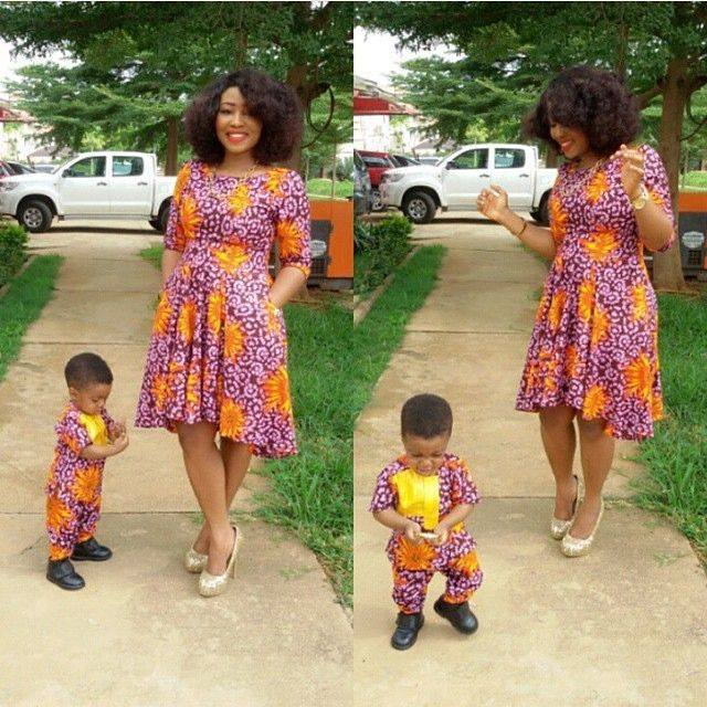 mother and daught african fashion pics (5)
