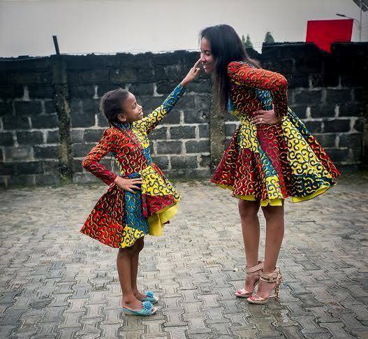 mother and daught african fashion pics (6)