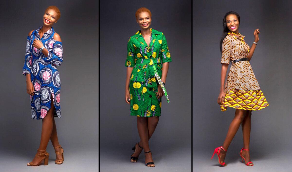 Fashion ghana dress