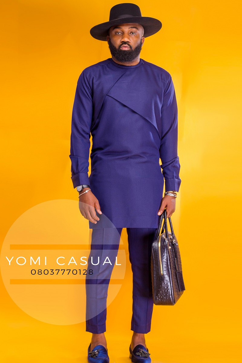 Nigeria S Yomi Casual Presents The 5 Shades Of Noble Collection Feat Noble Igwe