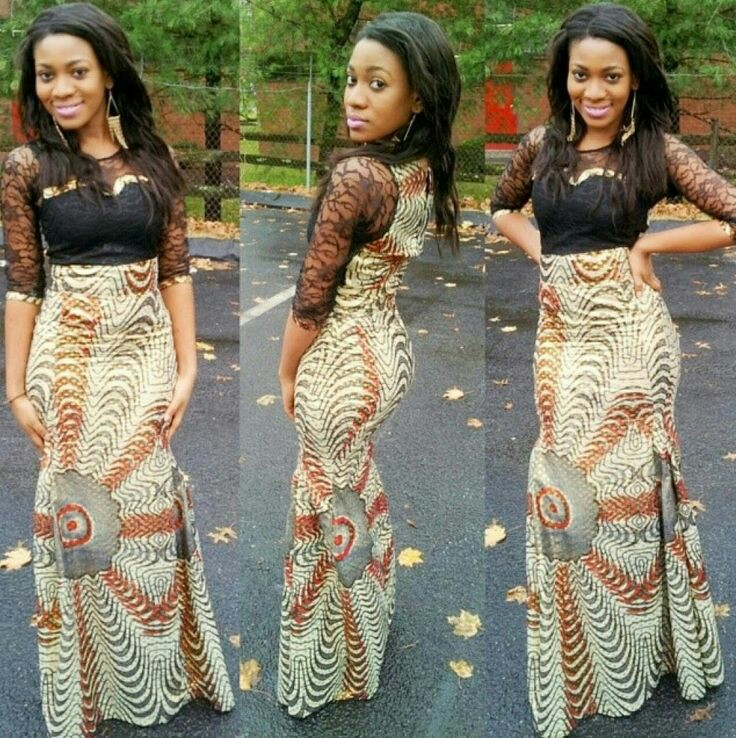 african print gowns fashion african fashion (15)