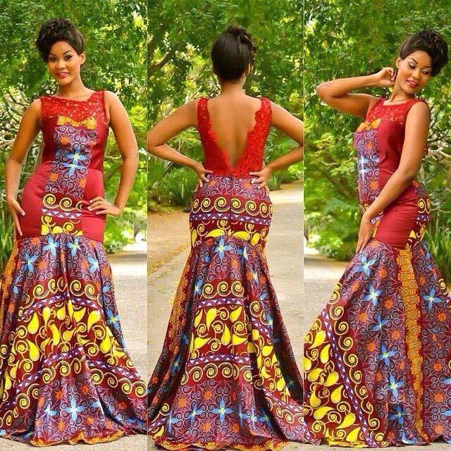 african print gowns fashion african fashion (9)