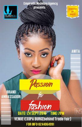 Passion For Fashion @ Exopa Burg   Accra   Greater Accra Region   Ghana