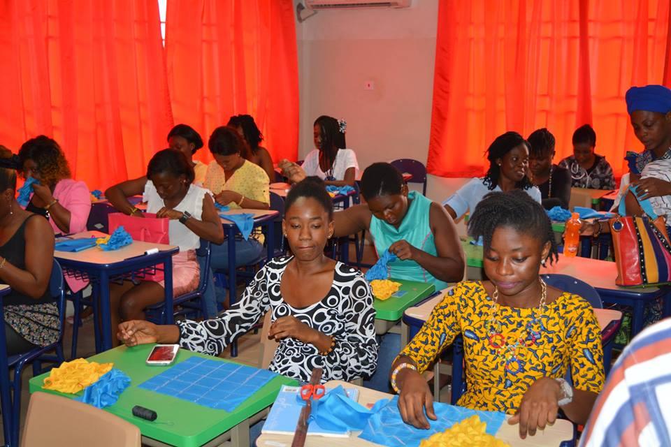 Bluecrest School Of Fashion Design Accra Ghana School Style