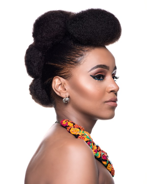 Wedding Hairstyles In Ghana: Wanting To Look Perfect As A Bride Or Bridesmaid? Check