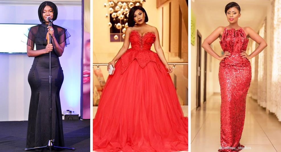 See List Of Winners Red Carpet Dresses 1st Ever The Ghana Make Up Awards