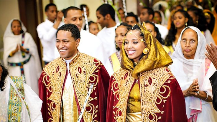 The Secret of Ethiopian New Traditional Dress For Wedding ...