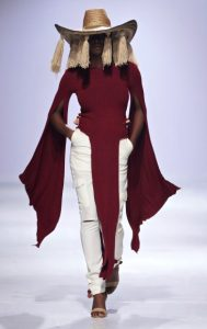 Rayo, Tokyo James & Kinabuti @ Lagos Fashion & Design Week 2016, Day 1 / Nigeria