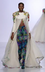 Studio 189, I Am Isigo, David Tlale, Ejiro Amos Tafiri & Odio Mimonet @ Lagos Fashion & Design Week 2016, Day 2 / Nigeria