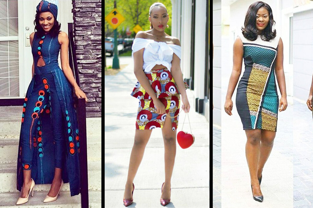 Fgstyle New Creative Fabulous African Fashion Styles