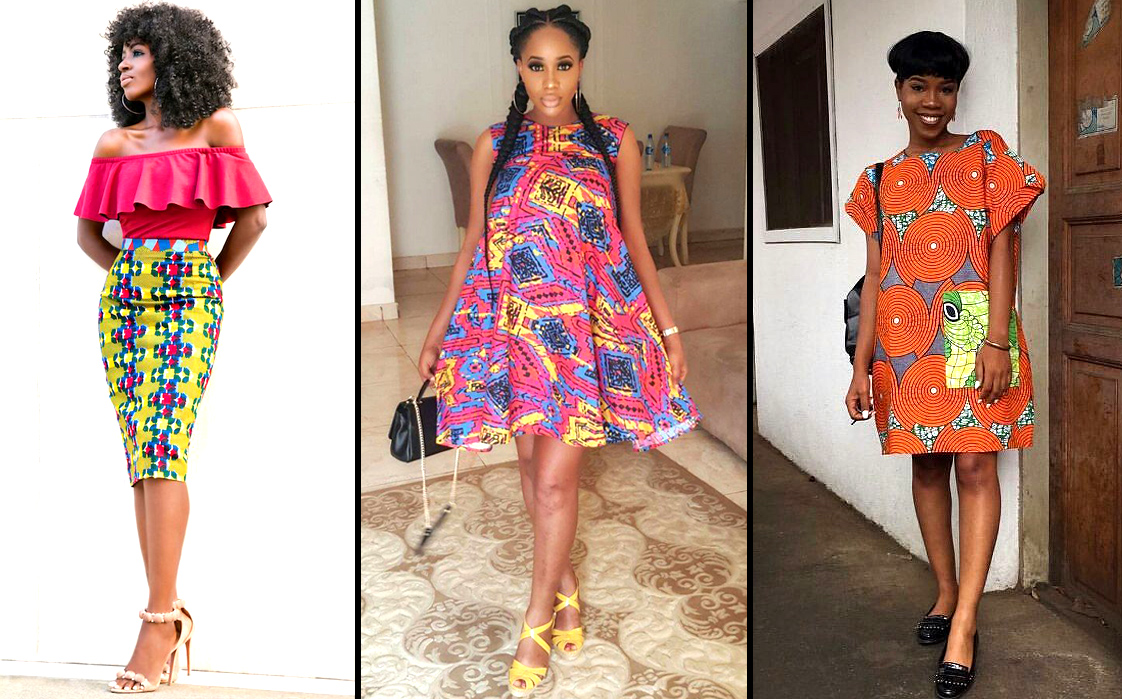 Fantastics African Fashion Styles Spotted This Week On