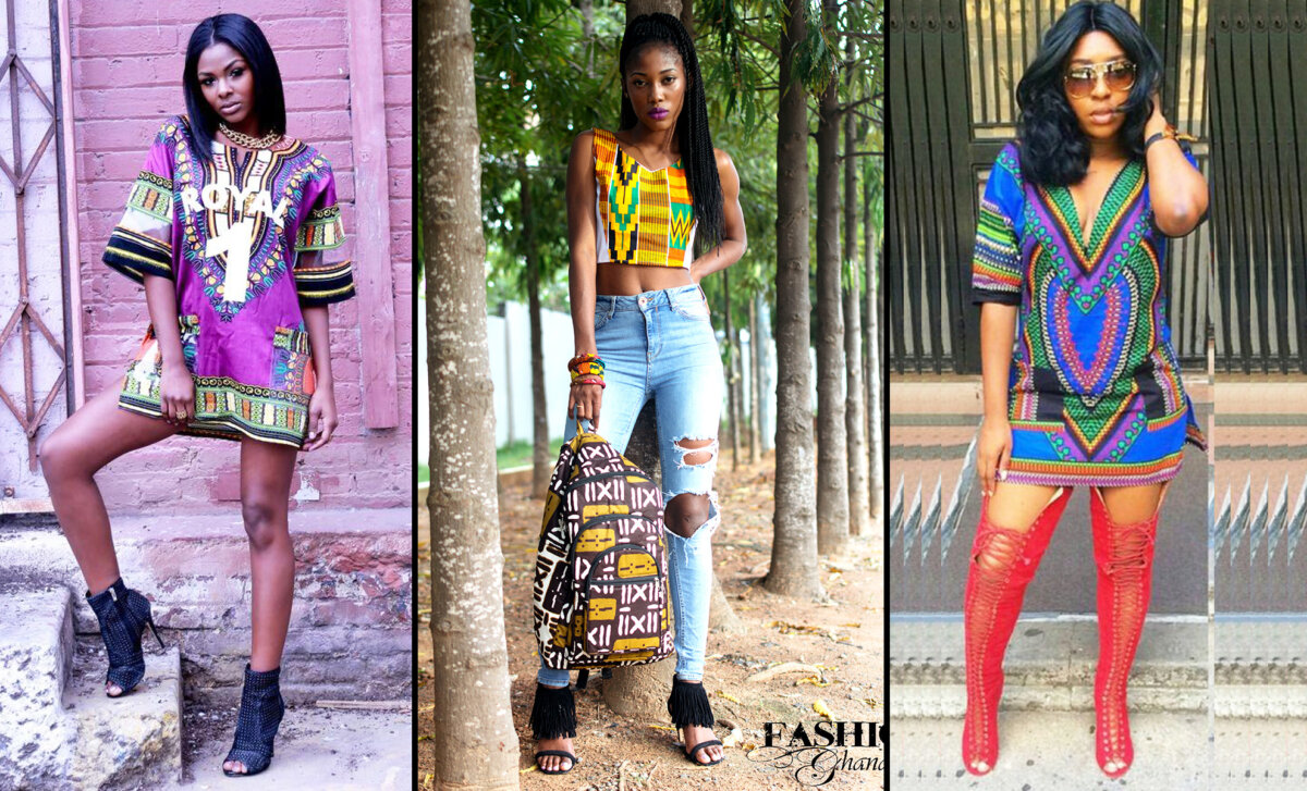 Fgstyle Taking Your African Print Fashion Street Styles