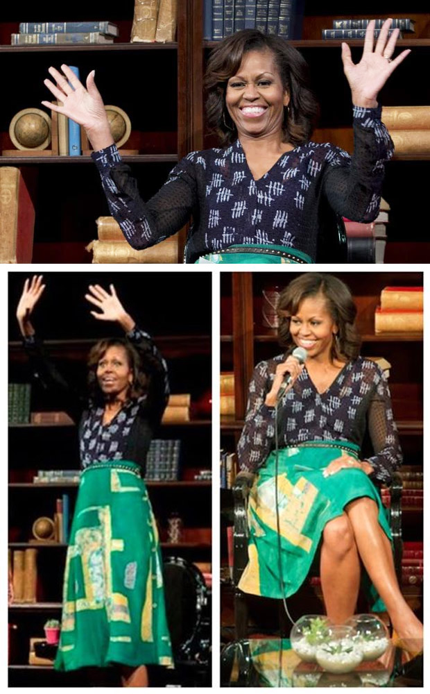 Before She Leaves, Let's Look At Times Michelle Obama ...