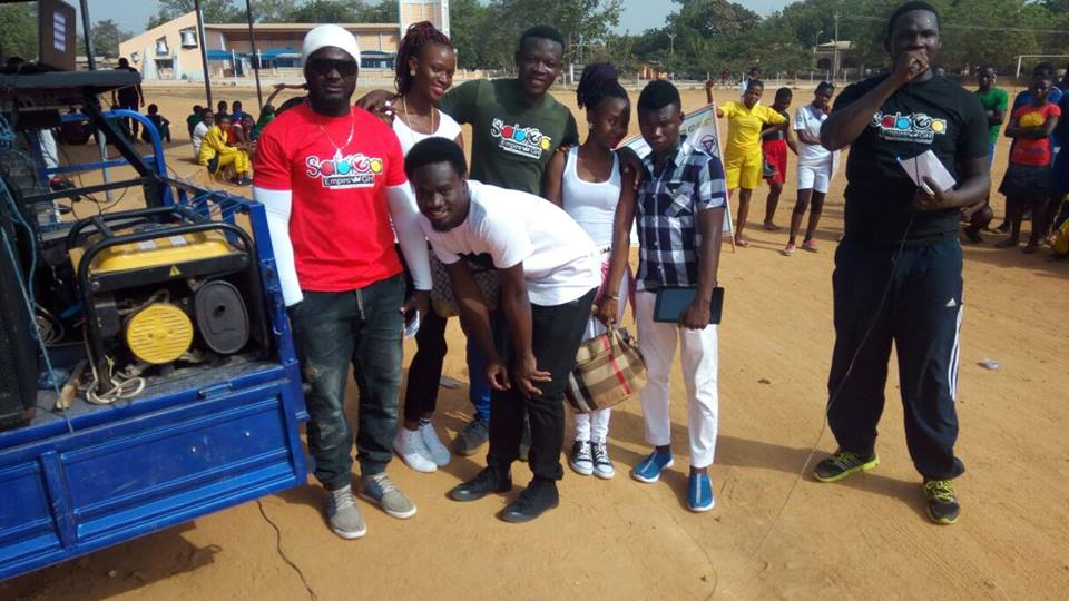 Last week, members of MODUGA arranged a successful peace walk of in Upper East Region Of Ghana.