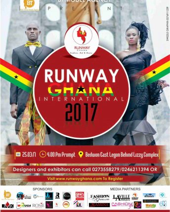 Runway Ghana 2017; Model Competition @ Beduion | Accra | Greater Accra Region | Ghana